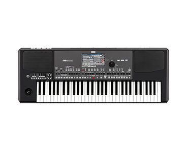 KORG Pa600QT Entertainerkeyboard