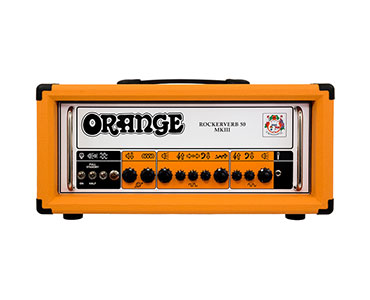 ORANGE Rockerverb 50H MKIII Verstärkertopteil