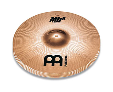 MEINL MB8 Medium Hihat 10